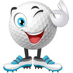 Golf emoji clipart vector black and white stock Hanan Fraysse on Twitter: \