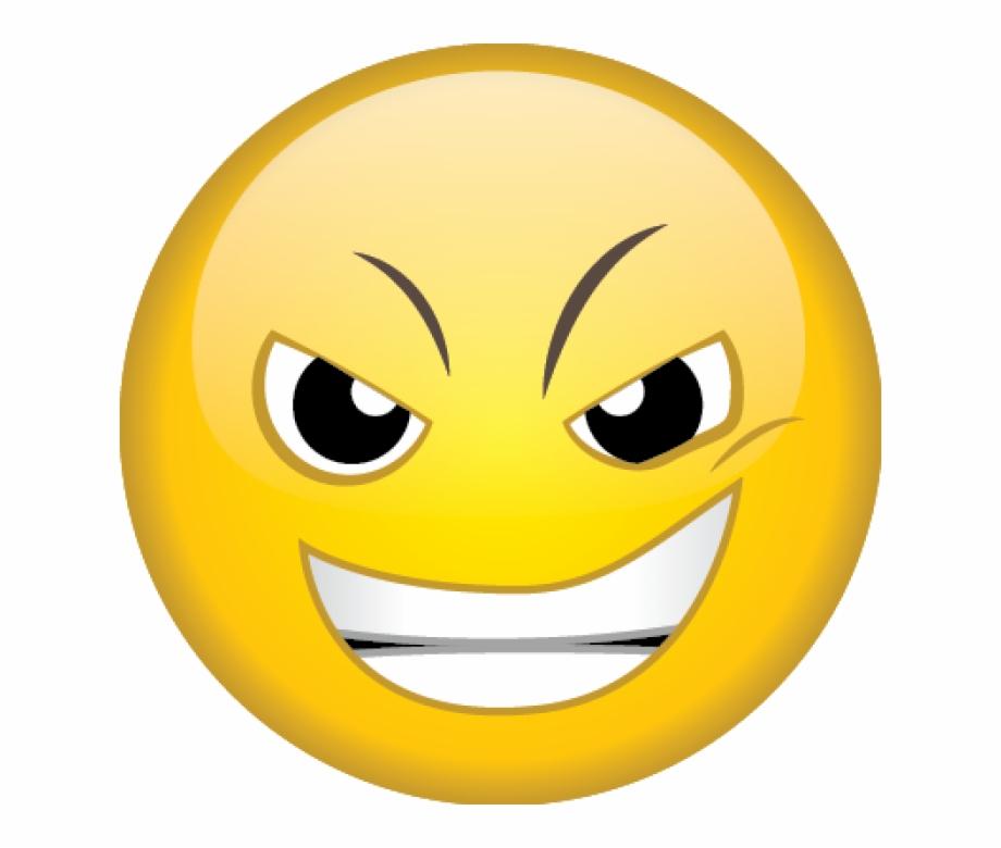 Golf emoji clipart clipart black and white Emoji Printed Golf Balls - Determined Face Emoji Free PNG Images ... clipart black and white