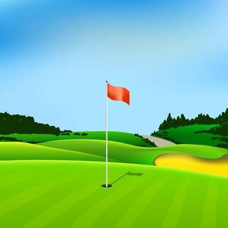 Golf green clipart vector Golf green clipart 3 » Clipart Portal vector