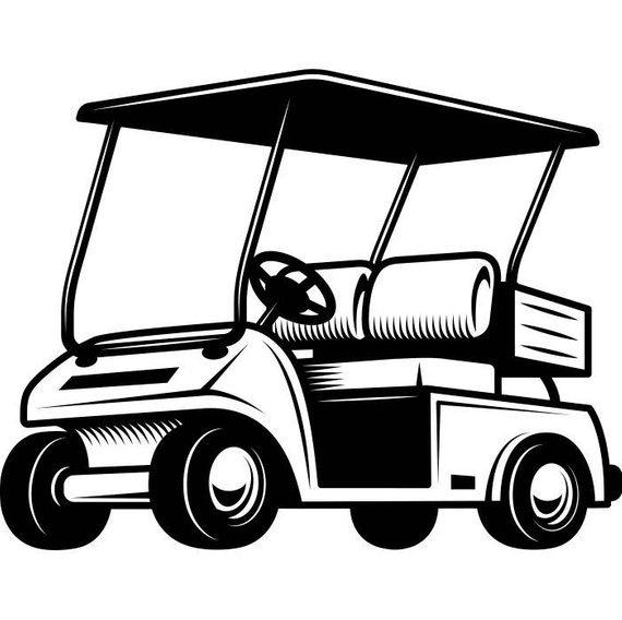 Golfcart clipart clip free Golf cart clipart 5 » Clipart Portal clip free
