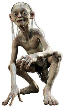 Gollum clipart png library library Gollum clipart » Clipart Portal png library library