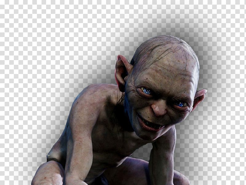 Gollum clipart graphic free download Gollum Aragorn Gandalf The Lord of the Rings High-definition video ... graphic free download