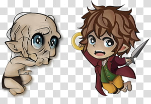 Gollum clipart image royalty free Lord of the Rings Gollum, snout mammal, Lord Of The Rings 4 ... image royalty free