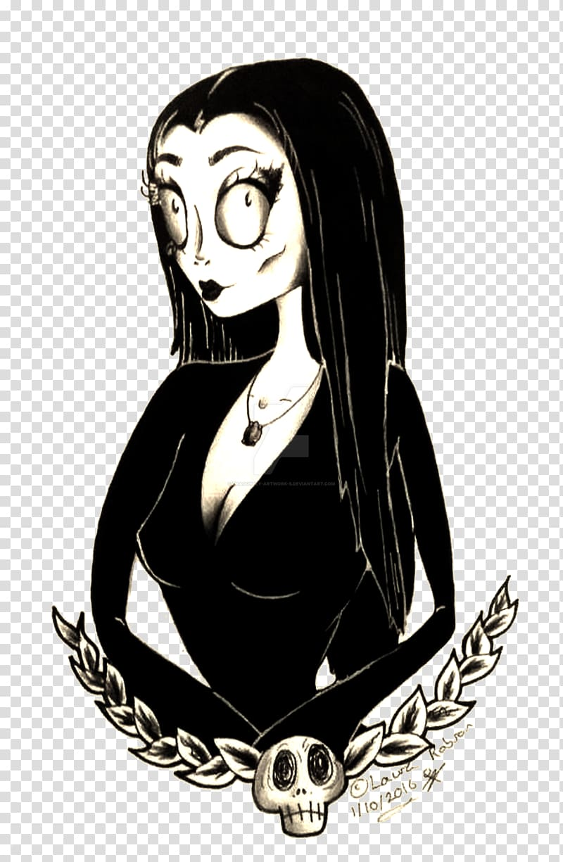 Gomez addams clipart image free Morticia Addams Cartoon Drawing The Addams Family, others ... image free