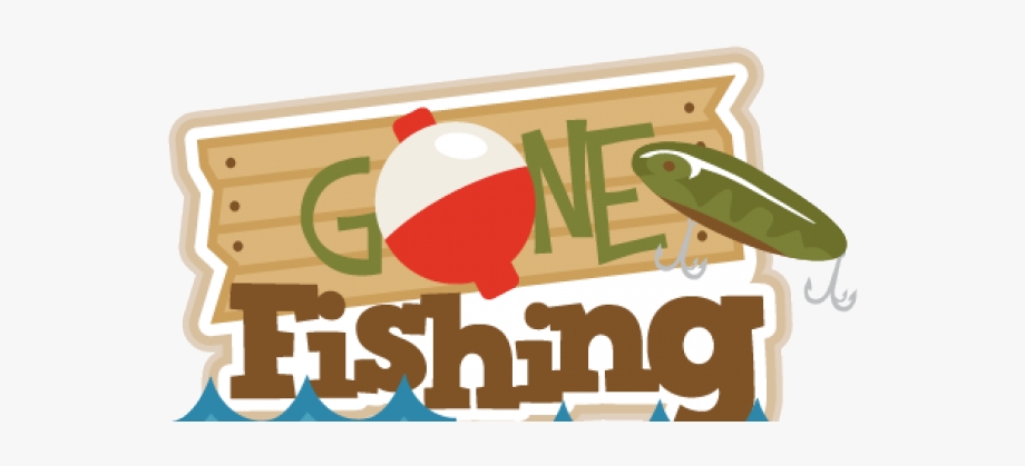 Gone fishin  clipart clip art black and white stock Banner Library Download Penguin Free On Dumielauxepices - Gone ... clip art black and white stock