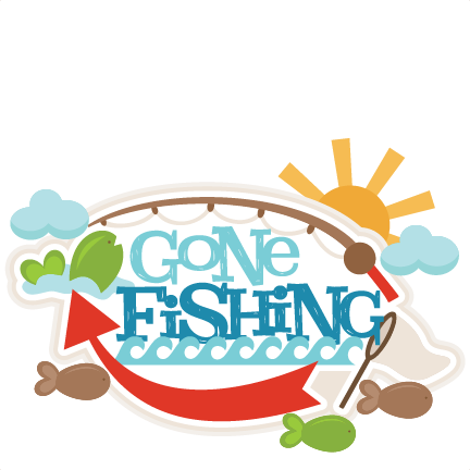 Gone fishin  clipart black and white library Free Gone Fishing Cliparts, Download Free Clip Art, Free Clip Art on ... black and white library