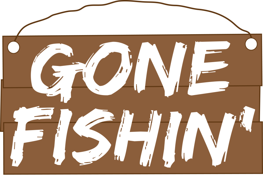 Gone fishing clipart free png Gone fishing clipart clipart images gallery for free download ... png