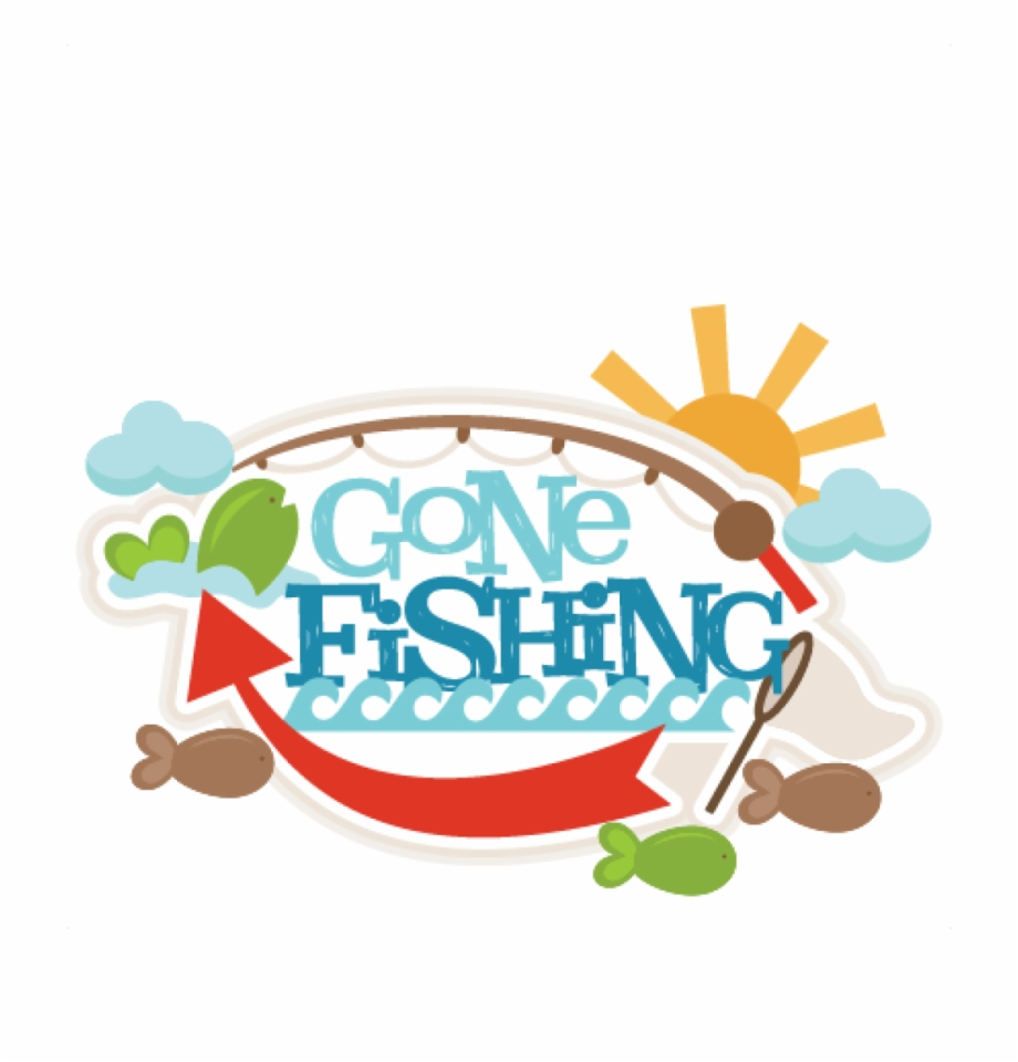 Gone fishing clipart free vector library download Gone Fishing Clipart Animal Clipart - Gone Fishing Banner Clip Art ... vector library download