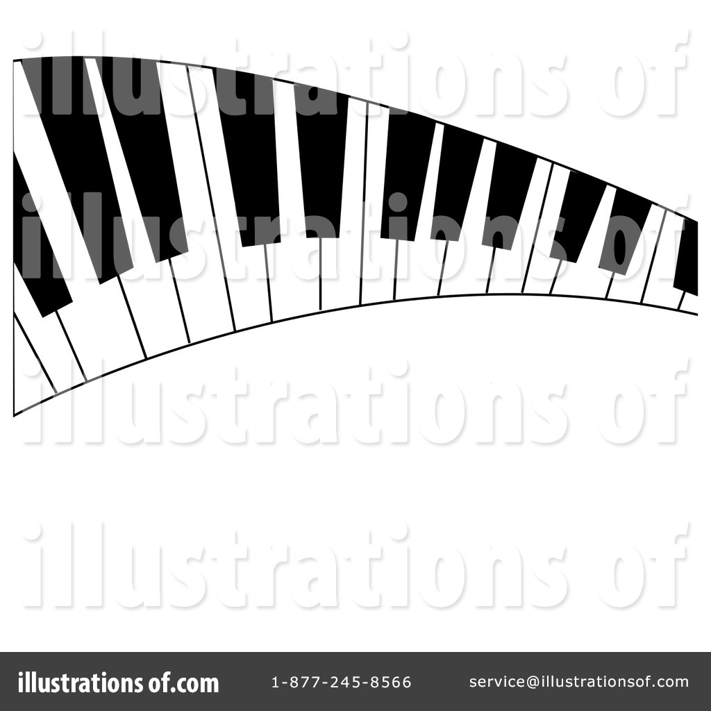 Gong keyboard clipart black and white picture transparent stock Keyboard Clipart #83326 - Illustration by Pams Clipart picture transparent stock
