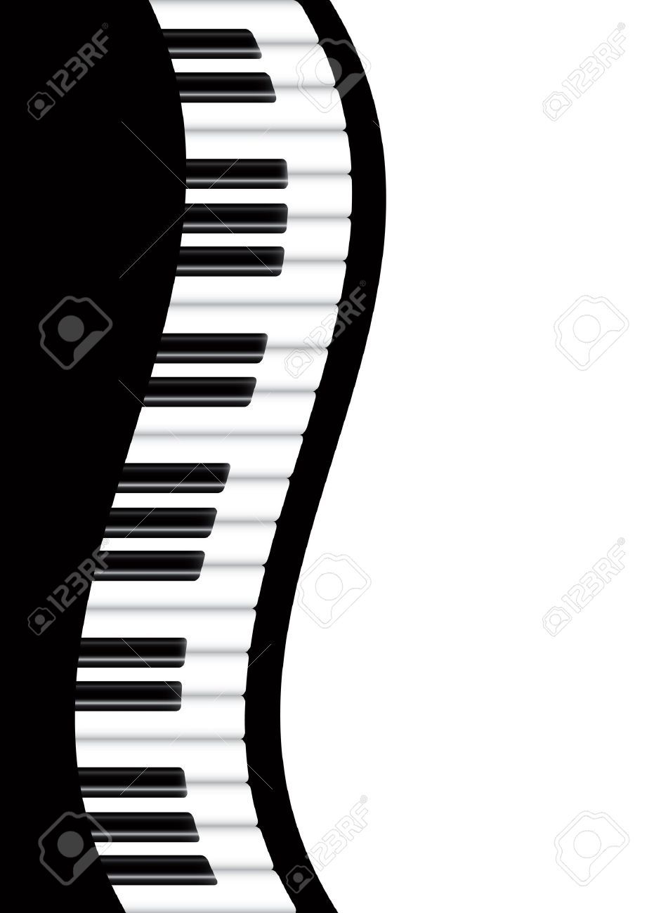 Gong keyboard clipart black and white png Piano Clipart Free Download | Free download best Piano Clipart Free ... png