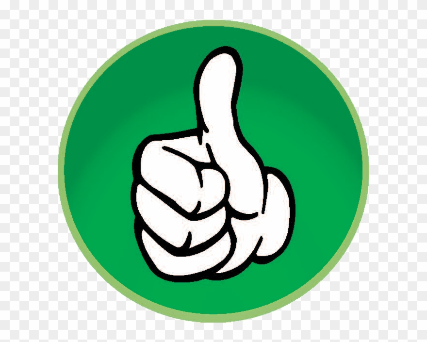 Thumbs Up Png Clipart - Good Thumbs Up Png Transparent Png (#161485 ... clipart transparent download