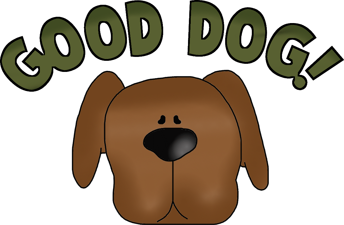 Good dog clipart graphic library Classroom Rules - Bradley Academy graphic library