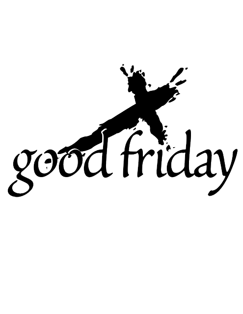 Good friday cross clipart vector stock Good Friday 2018, When is, Images, Quotes, Messages, Wishes, Prayer ... vector stock