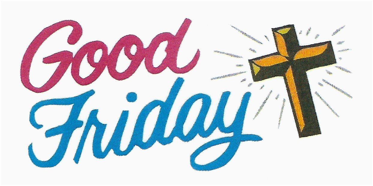 Good friday images clipart graphic Good Friday Clipart To Print Out | Jokinga #297944 - Clipartimage.com graphic