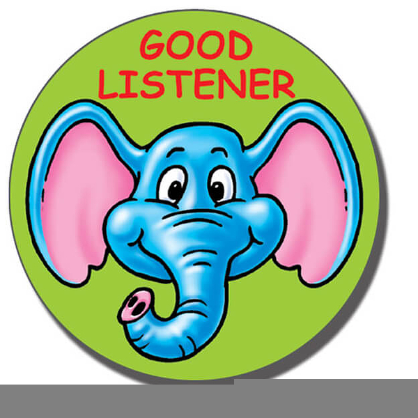 Good listener clipart banner black and white Good Listening Clipart (93+ images in Collection) Page 1 banner black and white