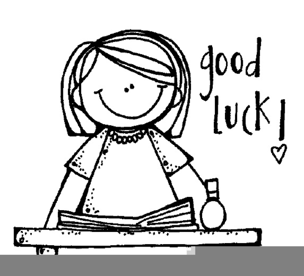 Good luck bear clipart black and white banner royalty free Good Luck Animated Clipart | Free Images at Clker.com - vector clip ... banner royalty free