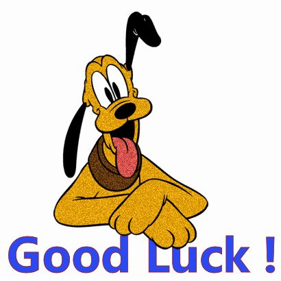 Good luck clipart animated free stock Good Luck GIFs. 105 Animated Pics to wish\'em Good Luck free stock