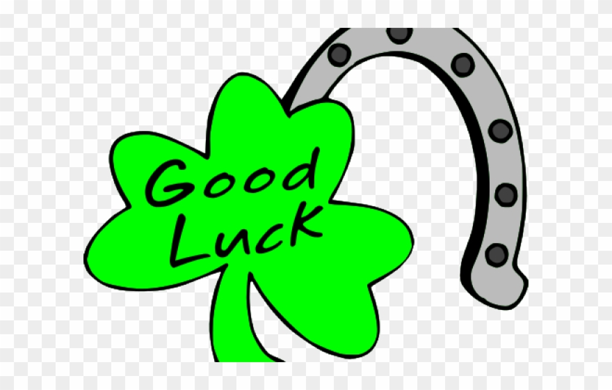 Good luck symbols clipart picture Luck Clipart Black And White - Good Luck Logo Png Transparent Png ... picture