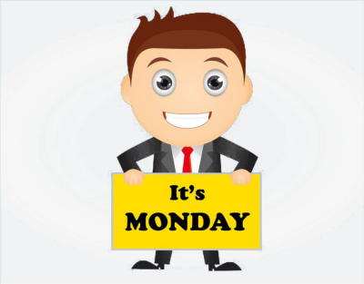 Good morning font clipart image free stock Download Free png Download Free png Good Monday Morning Villain ... image free stock