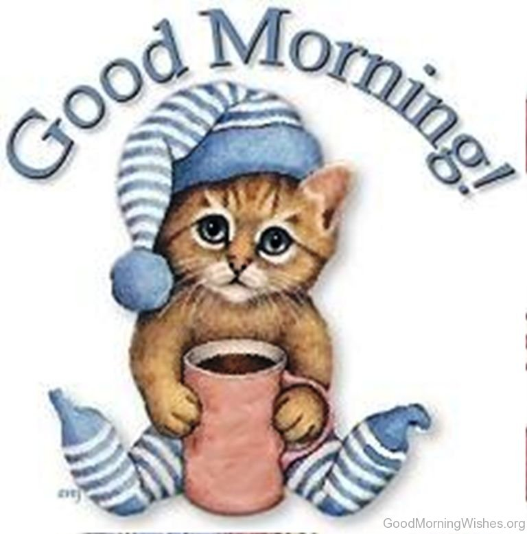 Clipart good morning funny svg free library 56 Clip Art – Good Morning Wishes svg free library