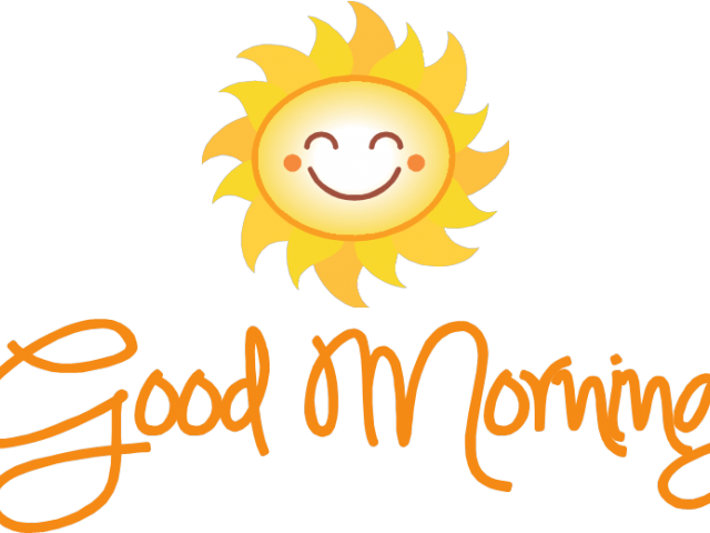 Good morning sun clipart jpg free library Good Morning Clipart Free Download Clip Art - carwad.net jpg free library