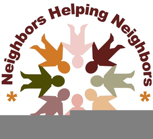 Good neighbor clipart svg library Good Neighbor Clipart | Free Images at Clker.com - vector clip art ... svg library