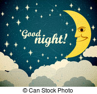 Good nite clipart clipart library download Good night Clip Art and Stock Illustrations. 6,911 Good night EPS ... clipart library download