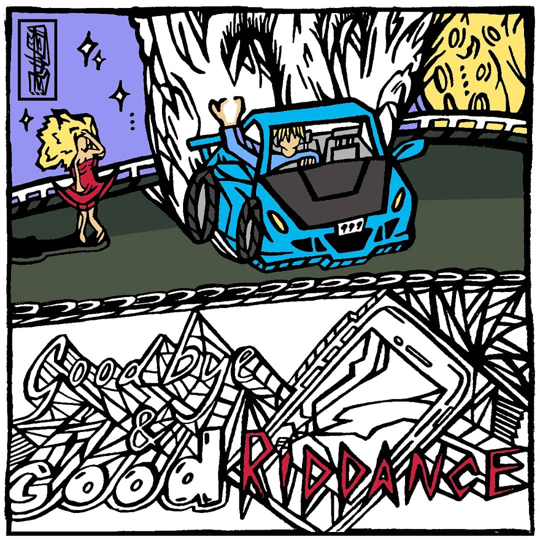 Good riddance clipart clip art free My Take on Goodbye & Good Riddance. : JuiceWRLD clip art free