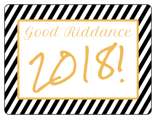 Good riddance clipart picture freeuse stock Good Riddance!\