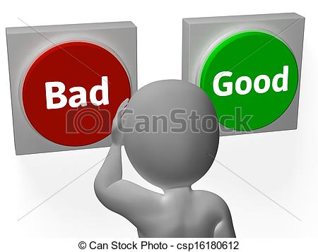 Good vs bad clipart banner freeuse Bad good Clip Art and Stock Illustrations. 7,207 Bad good EPS ... banner freeuse