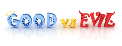 Good vs bad clipart banner Good Vs Evil Stock Photos, Images, & Pictures - 68 Images banner