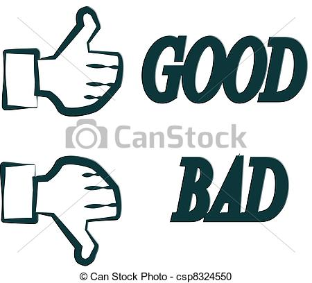 Good vs bad clipart png Good bad Clip Art and Stock Illustrations. 7,232 Good bad EPS ... png