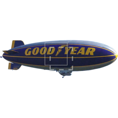 Goodyear blimp clipart image library stock Goodyear PNG - DLPNG.com image library stock