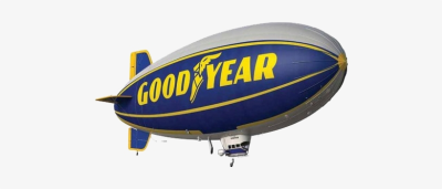 Goodyear blimp clipart banner royalty free stock Goodyear PNG - DLPNG.com banner royalty free stock