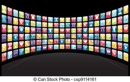 Google app clipart graphic transparent Line app clipart - ClipartFox graphic transparent
