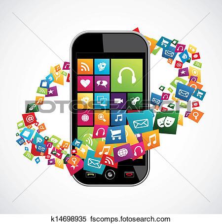 Google app clipart svg download Mobile app clip art - ClipartFox svg download