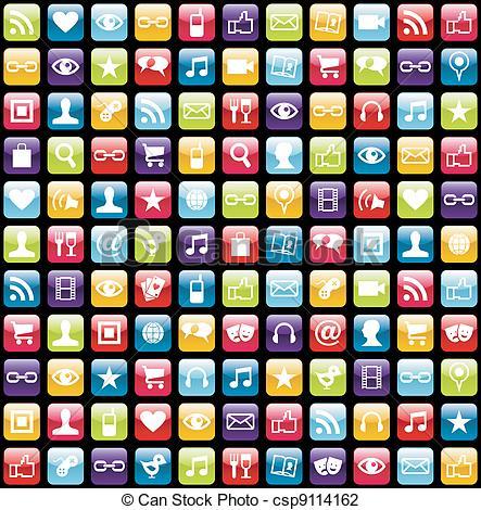 Google app clipart clip art royalty free download Line app clipart - ClipartFox clip art royalty free download