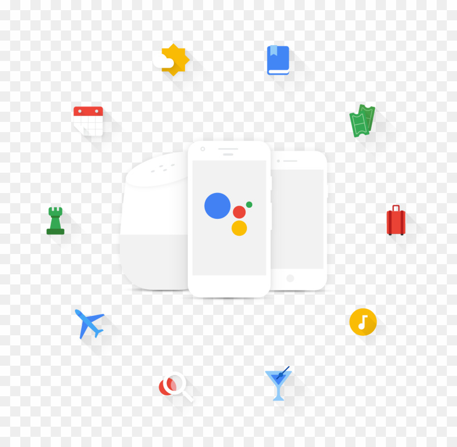 Google assistant icon clipart vector freeuse Google Assistant Transparent Icon PNG Google Assistant Actions On ... vector freeuse