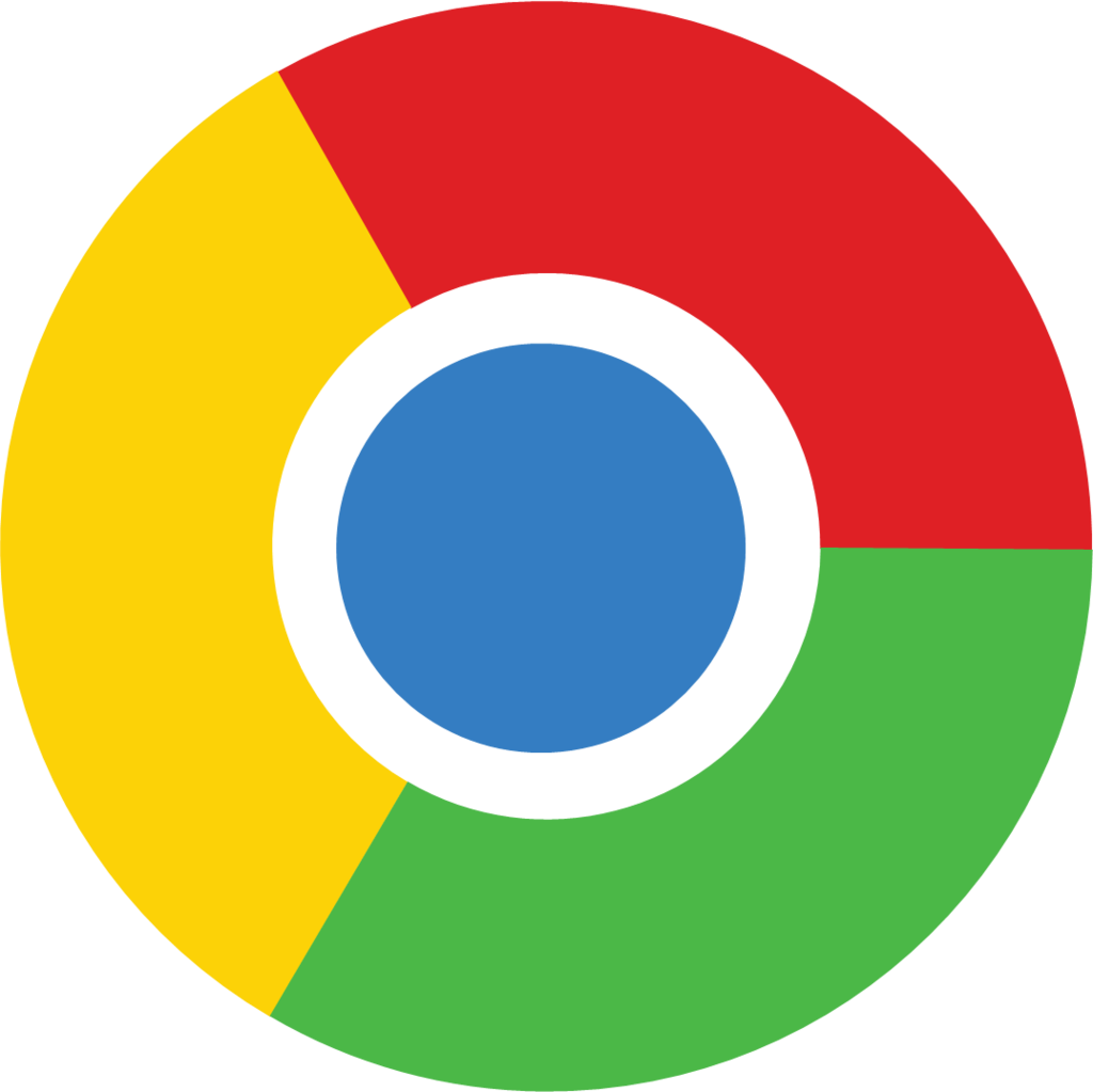 Google chrome symbol cliparts png library library Chrome logo PNG images free download png library library