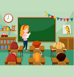 Classroom Clipart Vector Images (over 430) banner free stock