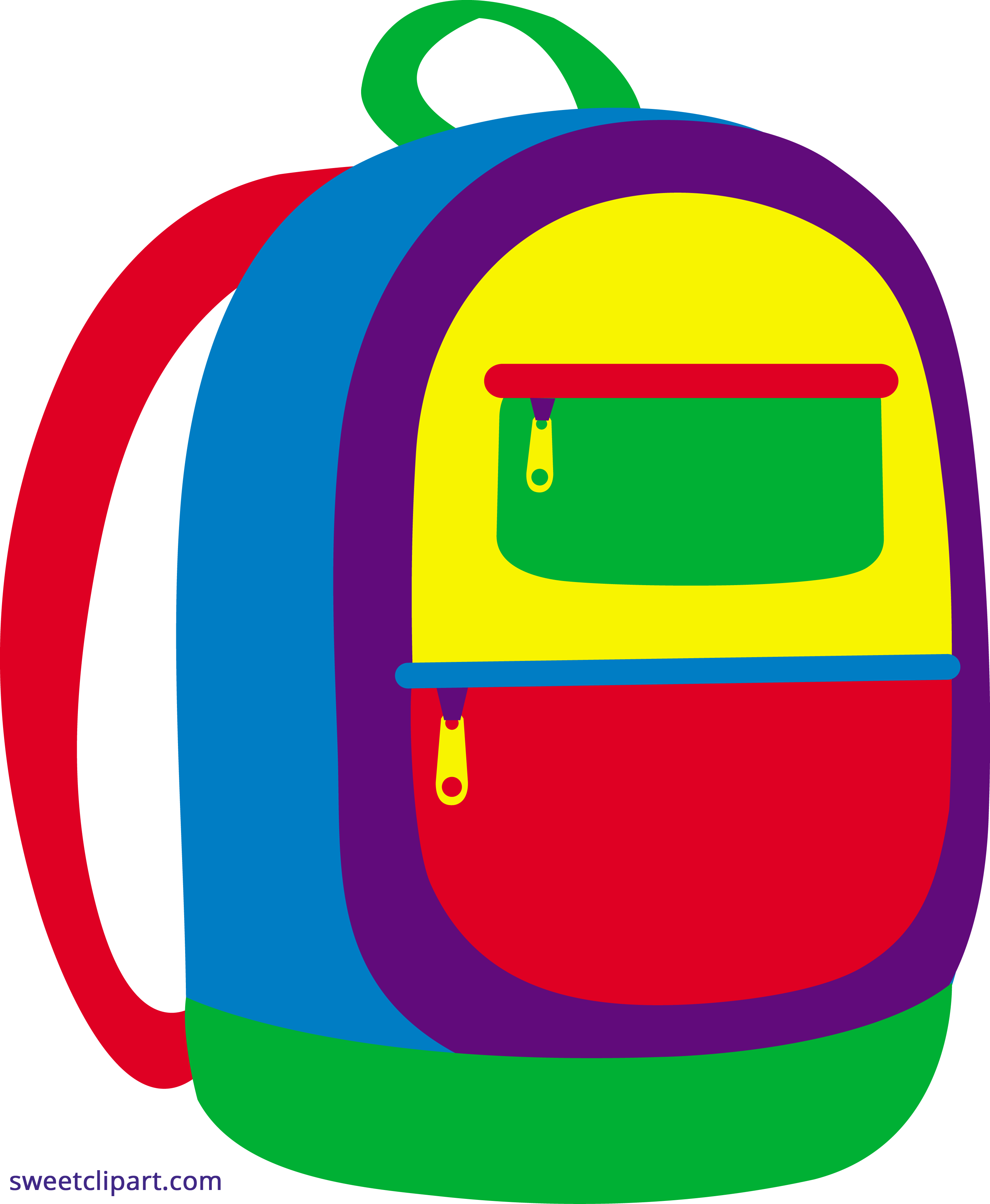 Google images clip art clipart library download Colorful Backpack Clipart - Sweet Clip Art clipart library download