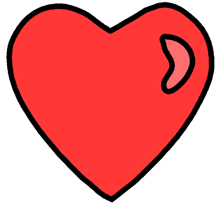 Google clipart hearts png library download Google Image Heart Clipart - Clip Art Library png library download