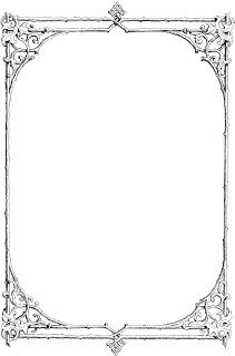 Google clipart search vector gothic page borders - Google Search | Book repurposed | Pinterest ... vector