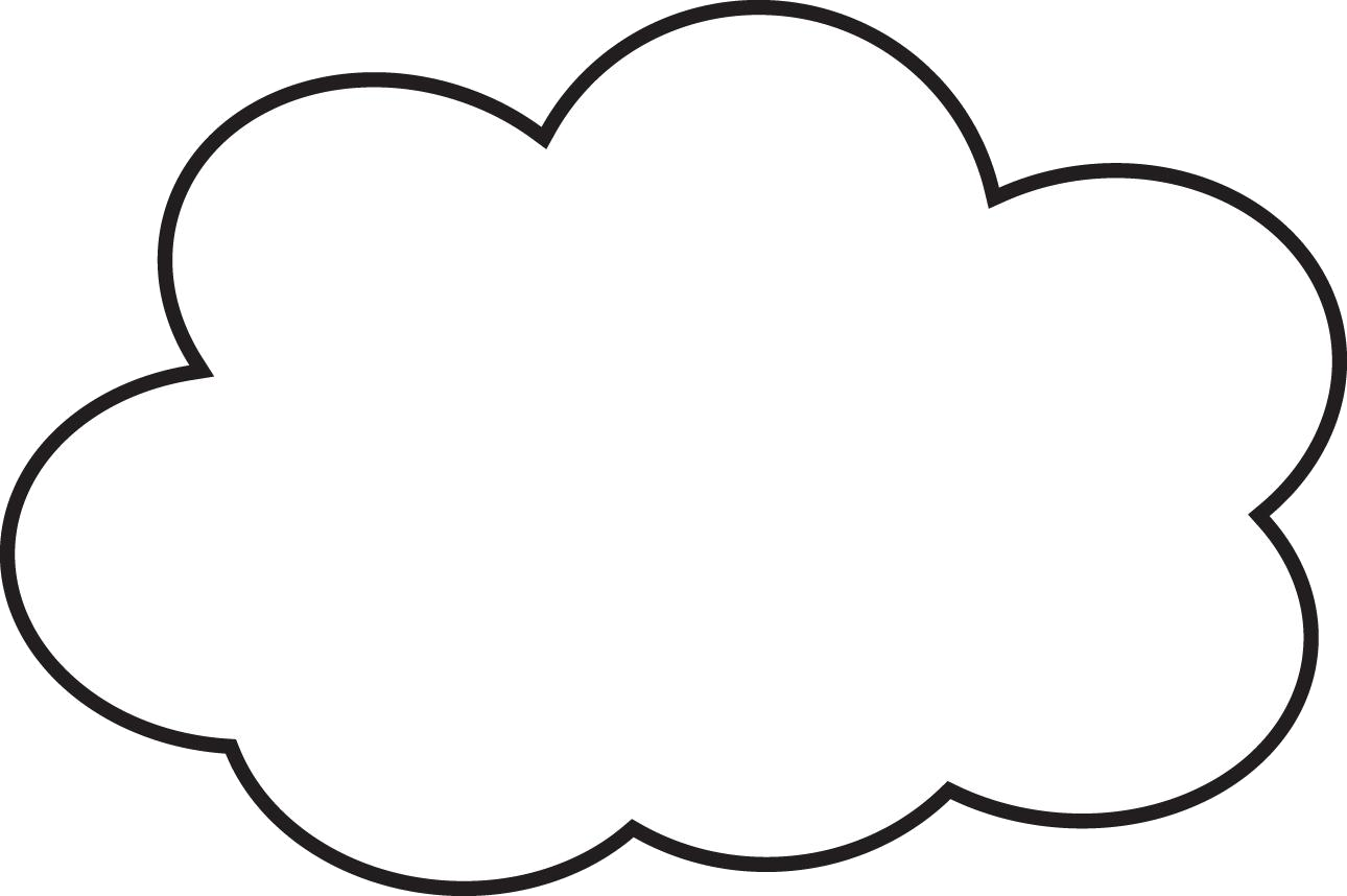 Google cloud clipart picture black and white download Cloud Top Clip Art Rain Clouds Clipart Free File Transparent Png - AZPng picture black and white download