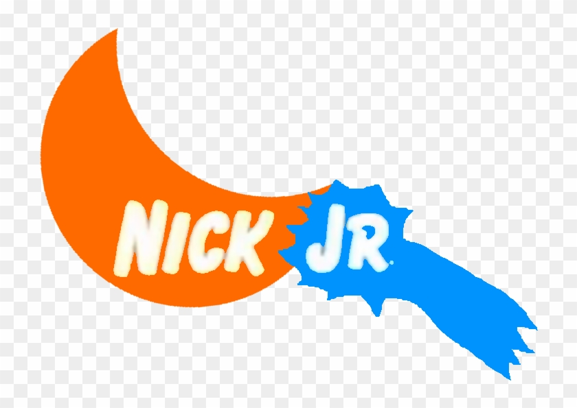 Logopedia, The Logo And Branding Site - Nick Jr., HD Png Download ... svg black and white stock