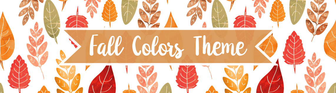 Google first day of autumn banner clipart png freeuse download Tanya Draws Illustration and Design: New Autumn Leaves Pattern png freeuse download
