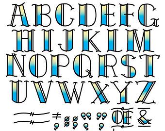 Google fonts and cliparts vector download Clipart fonts download vector download