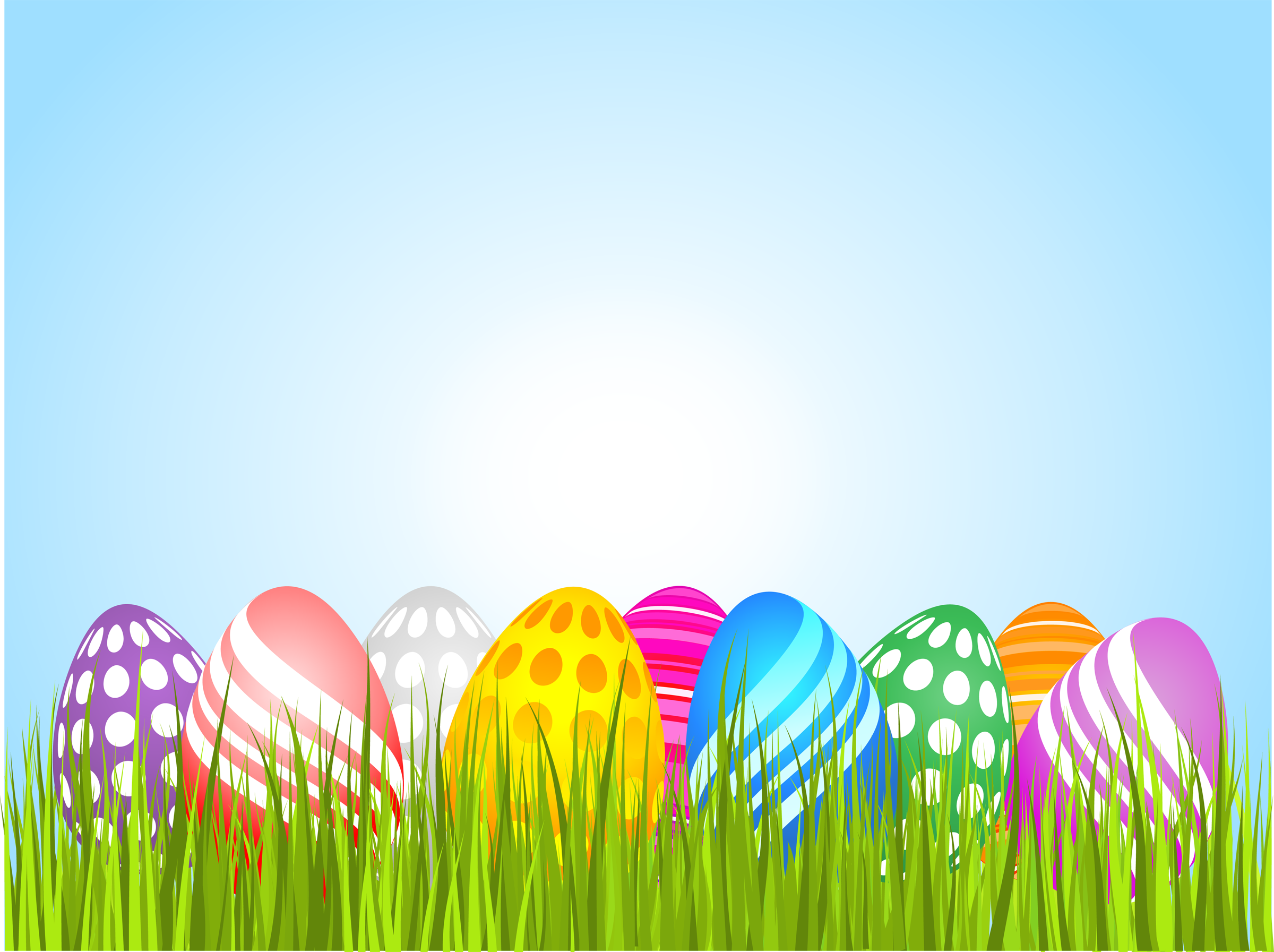 Google free clipart easter egg hunt vector library Easter egg hunt clipart border - ClipartFest vector library