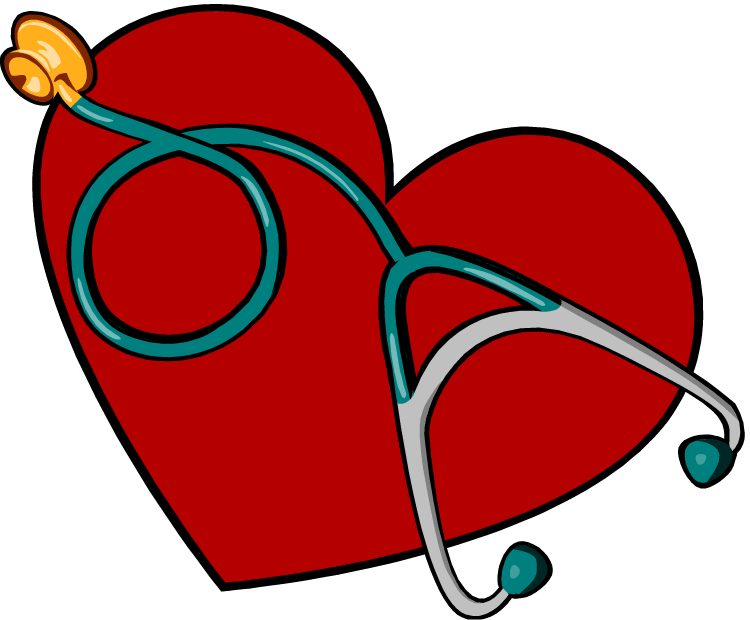 Heart stethoscope clipart picture freeuse stock Nurse free medical clipart clip art pictures graphics ... picture freeuse stock