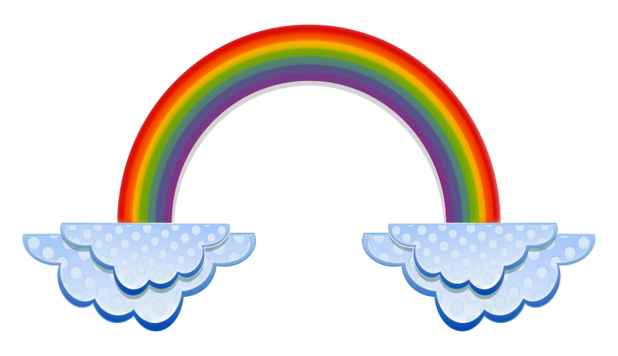 rainbows pictures clip art - Google Search | being creative ... clip library download